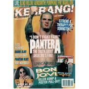 Kerrang! Magazine Kerrang! Magazine - Mar 94 magazine UNITED KINGDOM