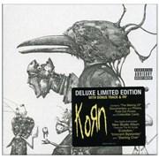 Korn Untitled - Deluxe Edition 2-disc CD/DVD set UNITED KINGDOM