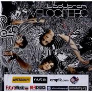 Ladytron Velocifero - Sealed CD album POLAND