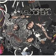 Ladytron Velocifero 2-LP vinyl set USA