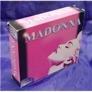 Madonna 3 For One - pink slipcase box set AUSTRALIA
