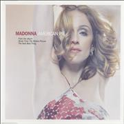 Madonna American Pie CD single UNITED KINGDOM