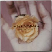 Madonna Bedtime Story CD single GERMANY