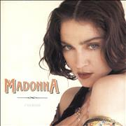 Madonna Cherish (LP Version) - Solid + Glossy Paper Sleeve 7