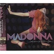 Madonna Confessions On A Dance Floor CD album JAPAN