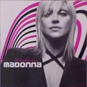 Madonna Die Another Day CD single USA