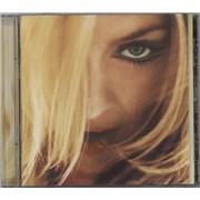 Madonna GHV2 CD album UNITED KINGDOM
