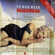 Madonna In Bed With Madonna poster UNITED KINGDOM