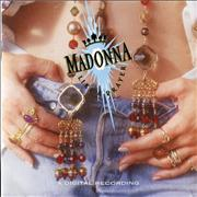 Madonna Like A Prayer CD album UNITED KINGDOM