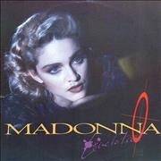 Madonna Live To Tell + Sleeve 12