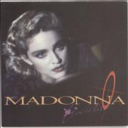 Madonna Live To Tell - Solid + Glossy Sleeve 7