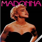 Madonna Madonna + poster book UNITED KINGDOM