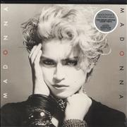 Madonna Madonna - 180gm Clear Vinyl - Sealed vinyl LP UNITED KINGDOM