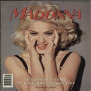 Madonna Madonna - barcoded cover book USA