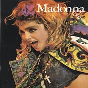 Madonna Madonna: Like A Virgin book UNITED KINGDOM