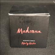 Madonna Rebel Heart - Scented Candle - Holy Water memorabilia UNITED KINGDOM