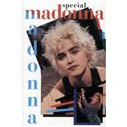 Madonna Special 1987 book UNITED KINGDOM