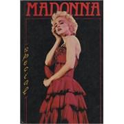 Madonna Special 1988 book UNITED KINGDOM