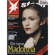 Madonna Stern magazine GERMANY