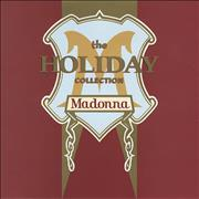 Madonna The Holiday Collection CD single GERMANY