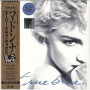 Madonna True Blue (Super Club Mix) - RSD19 - Blue Vinyl - Sealed 12