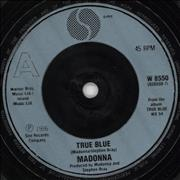 Madonna True Blue - Blue Injection 7