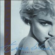 Madonna True Blue - Solid + Card Sleeve 7
