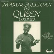 Maxine Sullivan The Queen Volume 3 vinyl LP SWEDEN