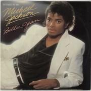 Michael Jackson Billie Jean + p/s 12