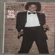 Michael Jackson Off The Wall cassette album NETHERLANDS