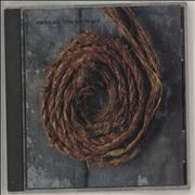Nine Inch Nails Further Down The Spiral CD album USA