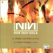 Nine Inch Nails Maybe Just Once 7