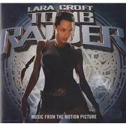 Original Soundtrack Lara Croft Tomb Raider CD album UNITED KINGDOM