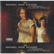 Original Soundtrack Natural Born Killers CD album GERMANY