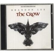 Original Soundtrack The Crow CD album GERMANY