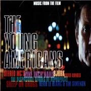 Original Soundtrack The Young Americans CD album UNITED KINGDOM