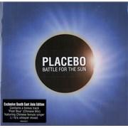 Placebo Battle For The Sun CD album TAIWAN