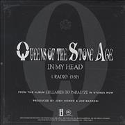 Queens Of The Stone Age In My Head CD single USA