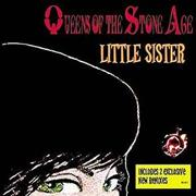 Queens Of The Stone Age Little Sister CD/DVD single set UNITED KINGDOM