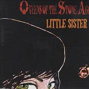 Queens Of The Stone Age Little Sister CD single UNITED KINGDOM