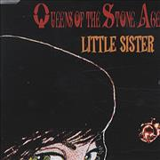 Queens Of The Stone Age Little Sister CD single AUSTRALIA