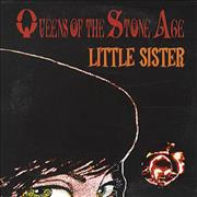 Queens Of The Stone Age Little Sister CD single MEXICO