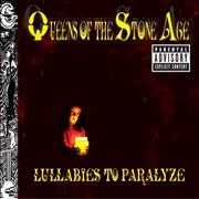 Queens Of The Stone Age Lullabies To Paralyze 2-disc CD/DVD set UNITED KINGDOM