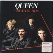 Queen Greatest Hits - 180gm - Sealed 2-LP vinyl set UNITED KINGDOM