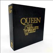 Queen The Complete Works - Complete vinyl box set UNITED KINGDOM