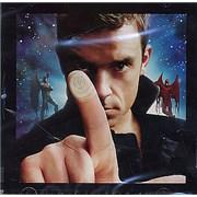 Robbie Williams Intensive Care CD album THAILAND