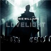 Robbie Williams Lovelight DVD Single UNITED KINGDOM