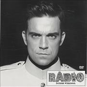 Robbie Williams Radio DVD UNITED KINGDOM