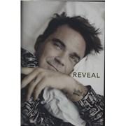 Robbie Williams Reveal: Robbie Williams book UNITED KINGDOM