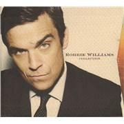 Robbie Williams Robbie Williams Collection cd album box set ITALY